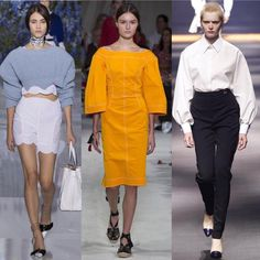 The 8 Most Wearable Trends of Spring 2016: Trend #7:Statement Sleeves