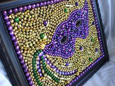 bead mosaic. I could make this... I think.