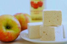 Hard Apple Cider Artisan Marshmallows by GuimauveConfections, $12.00