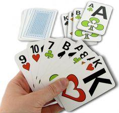 Kartenspiele für Senioren:Doppel-Rommé, Skat, Rommè, Canasta, Bridge, Doppelkopf