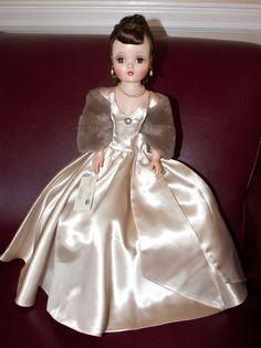 RARE Vintage Madame Alexander Cissy with Brown Eyes | eBay