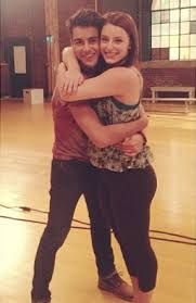 Brennan Clost and Jennifer Pappas Family Channel, The Next Step, Dance Moms, Best Shows Ever, Celebrities, Brittany, Chloe, Bebe, Celebs