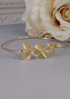 Gold by valleygirldesigns on Etsy, $27.00