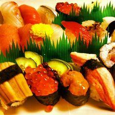 寿司 - A piece of home, one bite at a time.