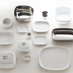 Studio Bouroullec   Alessi   Ovale Tableware