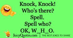 Ideas Funny School Jokes Knock Knock Are you looking for the best knock knock jokes for kids? Here are top 250 entertaining knock knock jokes for kids. funny memes for kids hilarious. Funny Puns For Kids, Puns Jokes, Jokes And Riddles, Corny Jokes, Stupid Jokes, Funny School Jokes, Funny Jokes In Hindi, Funny Jokes For Kids, Funny Jokes To Tell
