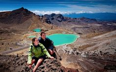 Tongariro Crossing, home to Mordor, as well as some of the best day hikes in the world!