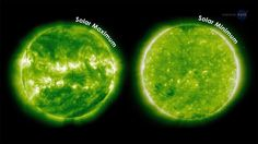 Solar Minimum Approaches [VIDEO] | #Astronomy