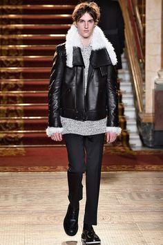 Pringle of Scotland - Autumn/Winter 2016-17 Menswear London Fashion Week