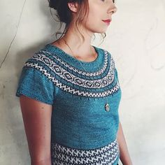 Ravelry: Virgil pattern by Caitlin Hunter Sweater Knitting Patterns, Knitting Stitches, Knit Patterns, Crochet Yarn, Knit Crochet, Summer Knitting, Knitting Projects, Ravelry, Sweaters