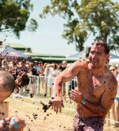 Throwing Of The Grape Festival (Australia)