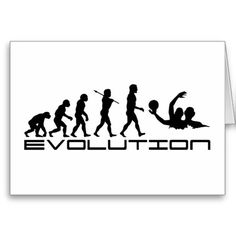 Well, me evolution at least