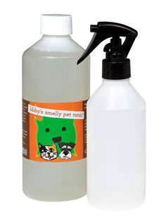 """Libby Chan Smelly Pet Tonic  Introducing an amazing pet friendly cleaner & Odour eater super powered by nature.  made from 100% natural & Edible ingredients combined via fermentation into a powerful probiotic force.   No Harmful chemicals, No perfumes.  """"This is the greenest anti 'bad' bacterial i have ever used or come across! I love this product"""" - Nick Thompson The Holistic Vet"""