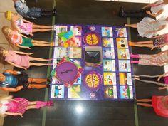 Stars Of Barbie: Prova do Líder!