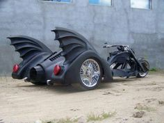 Bat-trike