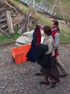 How will the film the scenes between Jamie and Jack at the end of the book? Oh my goodness. I can't even imagine. Those must be very difficult scenes to film, for both actors.