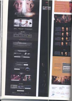 WEBSITE : Voorbeelden van websites die bij bekende sci-fi films horen.