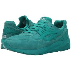 Onitsuka Tiger by Asics Gel-Kayano Trainer Shoes featuring polyvore, women's fashion, shoes, athletic shoes, laced shoes, traction shoes, onitsuka tiger shoes, onitsuka tiger and laced up shoes
