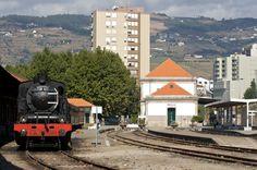 Preparações_para_o_Comboio_histórico_na_Estação_da_Régua,_