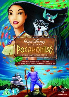 Pocahontas. Ahh, childhood :)
