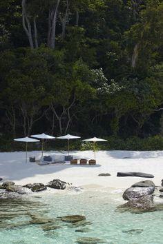 picnic at koh rong island