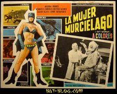 LA MUJER MURCIÉLAGO (1968)
