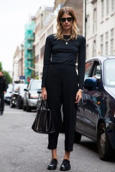 London Fashion Week Street Style   Once Upon a Time I Had a Thought