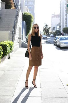 suede-button-front-pencil-skirt-black-mock-neck-sweater-sleeveless-ankle-tie-sandals-heels-business-casual-work-wear-fashion-style-blog-san-francisco-sf1