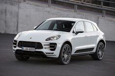 Porsche Macan Turbo a girl can dream...