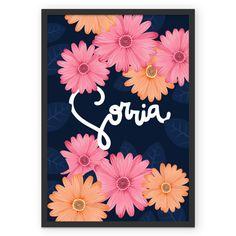 Poster Sorria! de @janainamonteiro | Colab55