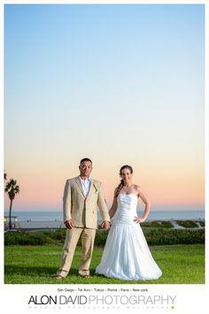 San Diego Beach Wedding Photography  #wedding #alondavidphotography #weddingphotography #beachwedding #sandiego #bride #groom Beach Wedding Photography, Engagement Photography, Sunset Beach Weddings, Beach Dresses, Wedding Dresses, San Diego Beach, Cabo San Lucas, Beach Engagement, San Diego Wedding