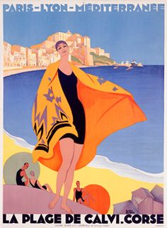french travel poster 1920s | Art Deco | Pinterest | Travel ...