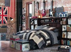 rock and roll decor - Google Search