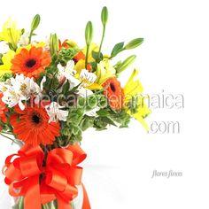 Arreglo Floral con Gerberas !| Envia Flores
