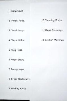 Easter Activity for Kids: Easter Eggs-ercises - The Seasoned Mom Gym Games For Kids, Easter Eggs Kids, Easter Activities For Kids, Easter Crafts For Kids, Preschool Crafts, Toddler Activities, Easter Ideas, Preschool Homework, Preschool Schedule