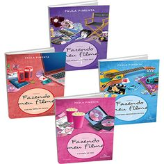 Kit Livros - Fazendo meu Filme (4 Volumes)