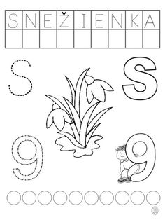 Spring Activities, Activities For Kids, Paper Flowers, Worksheets, Education, Alphabet, Tulips, Paper, Autism