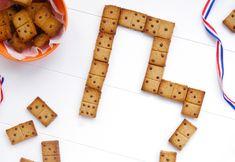 Domino koekjes