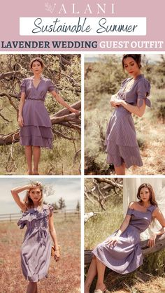 If you're looking for the perfect dress or outfit for a summer wedding, check out VALANI's sustainable and eco friendly dresses, skirts and tops. Our fabrics are light, breathable and beautiful! Best of all, you'll be a planting tree with every purchase! #weddingoutfit #weddingoutfitdeas #Weddingguestoutfit #weddingguestdressidea Sustainable Wedding, Sustainable Fashion, Sustainable Style, Sustainable Living, Summer Wedding Outfits, Spring Outfits, Wedding Dresses, Ethical Clothing, Ethical Fashion