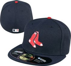 aa4d71301340c Boston Red Sox New Era Authentic Collection On-Field Alternate Performance  Fitted Hat - Navy