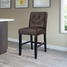 CorLiving - DAD-484-B - Dining/Chairs