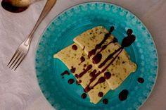 Pistaasijäädyke suklaakastikkeella   Mama Gastro