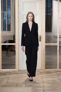 Protagonist Fall 2015 Ready-to-Wear Fashion Show Fashion Show Review