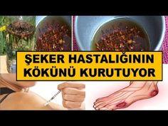 Şeker Hastalığının Kökünü Kurutuyor! - YouTube