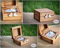 17 Besten Ringbox Bilder Auf Pinterest Wedding Ring Box Ring