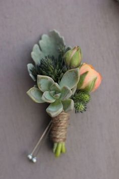 The Best Ideas For Spring Weddings On Pinterest | Quirky Boutonnieres
