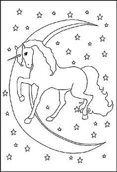deutsche maerchen   malvorlagen ausmalbilder pegasus pferd