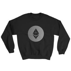 Ethereum Crypto-Currency Digital Coin ETH Sweater ICO Bitcoin