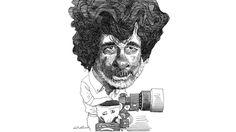 George Lucas: ilustração de David Levine publicada em 24 de junho de 1999, com o artigo 'Billion-Dollar Baby'