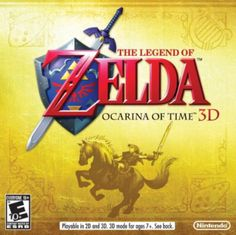   The Legend of Zelda: Ocarina of Time 3D   »   Play Status: On hold (because of Fire Emblem!)  